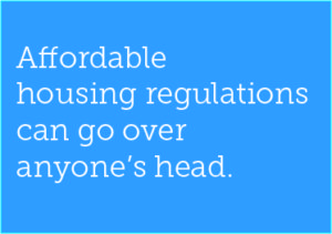 Our housing training can help you out.