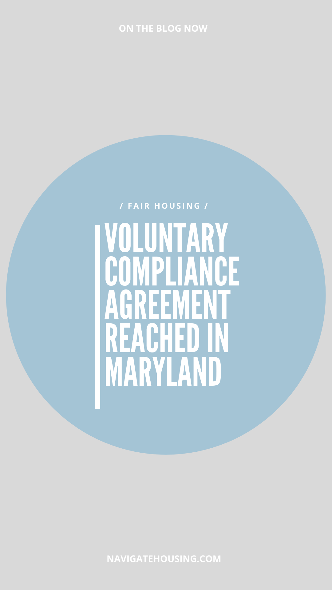 Voluntary Compliance Agreement