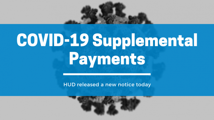 COVID-19 Supplemental Payments