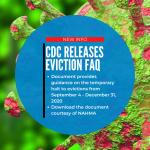 eviction FAQ