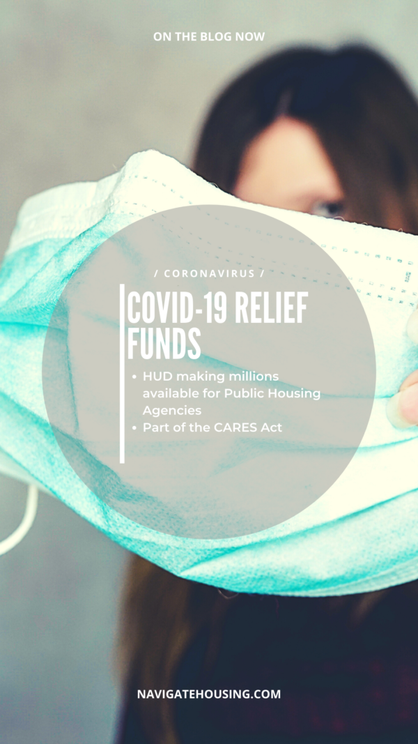 covid-19 relief funds
