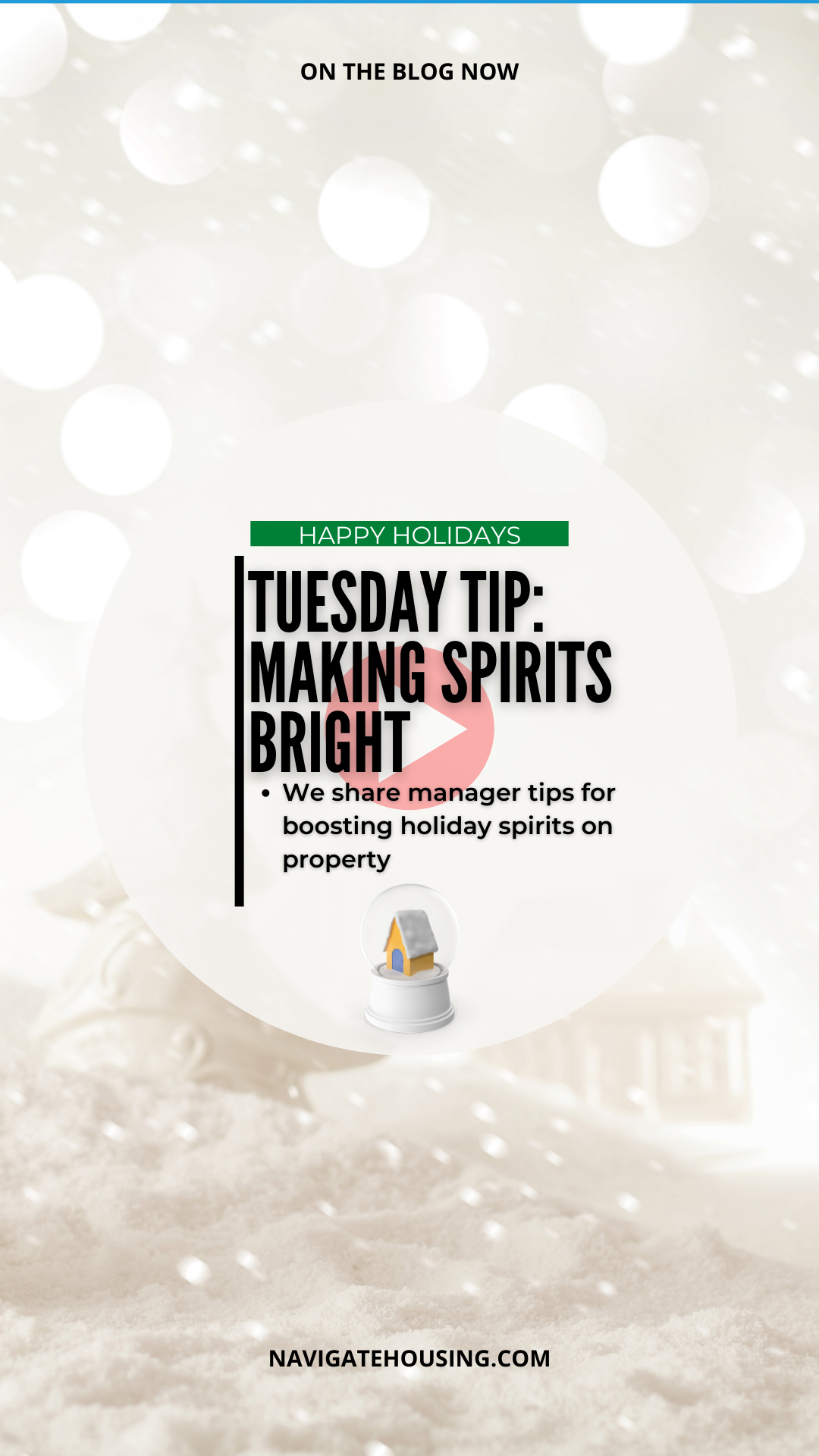 Tuesday tip, holidays, fair housing law