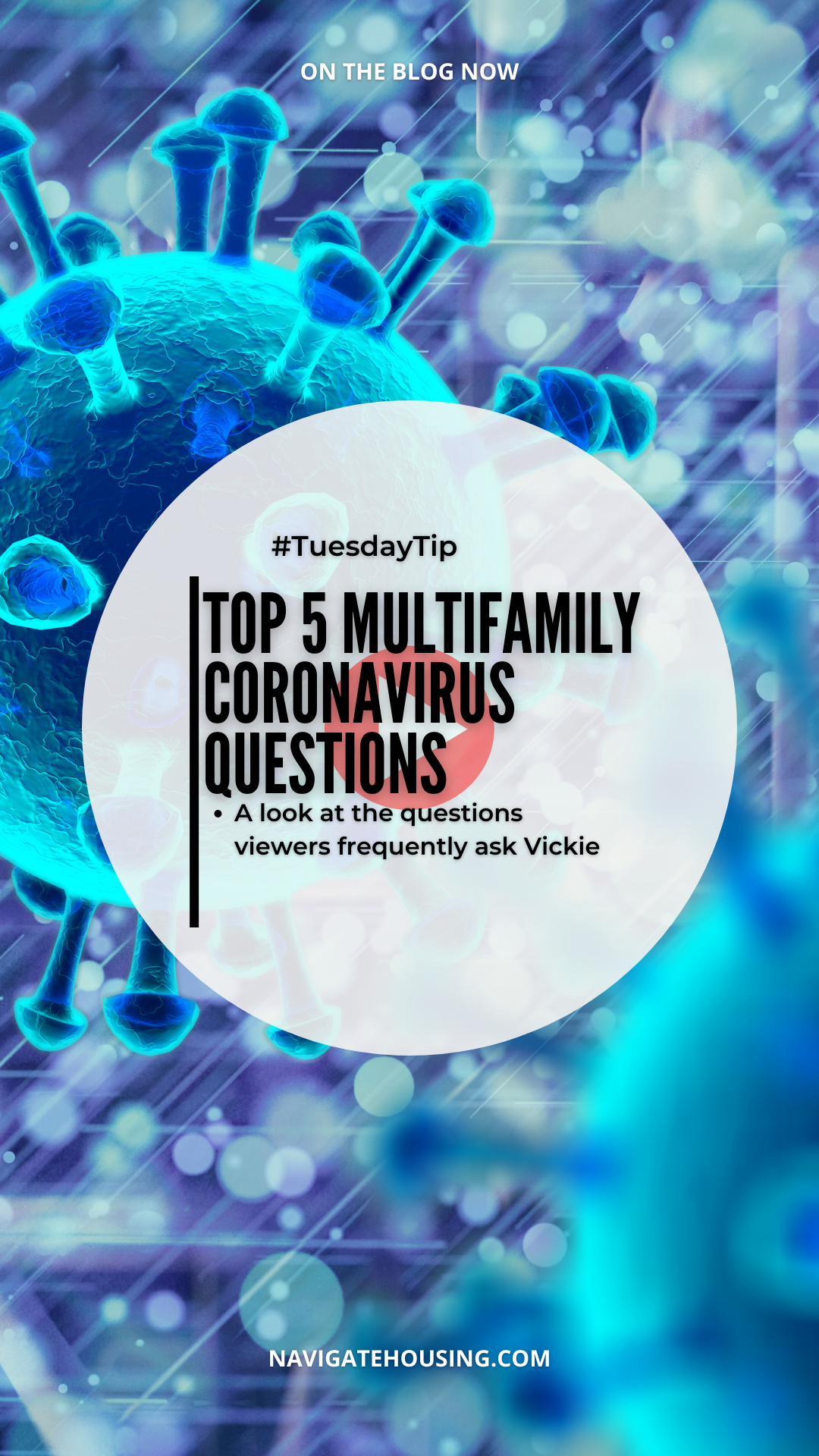 Multifamily Coronavirus questions