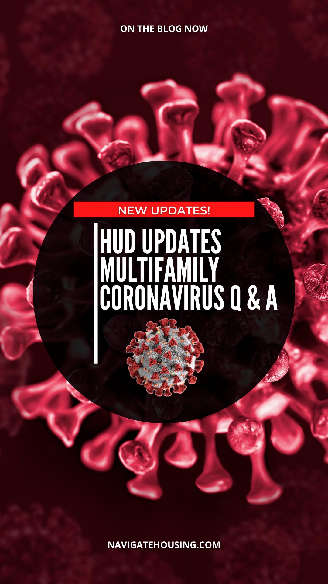 coronavirus q & A