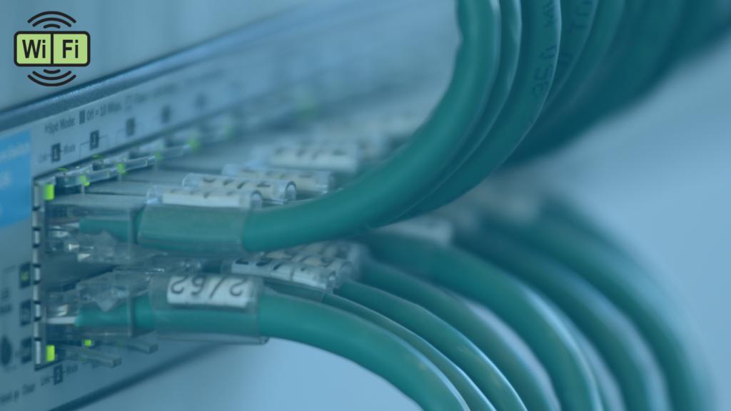 Broadband Service - Wi Fi Router